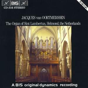 French and Spanish Organ Music