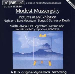 Mussorgsky: Pictures at an Exhibition, Night on the Bare Mountain