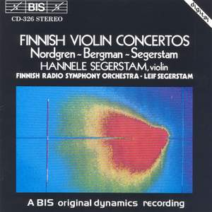 Finnish Violin Concertos