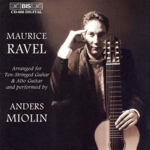 Ravel - Arrangements for Guitar
