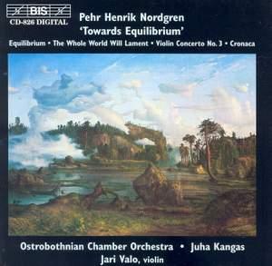 Pehr Henrik Nordgren - Towards Equilibrium