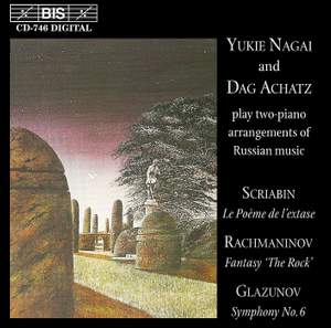 Two-piano arrangements of Russian music