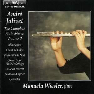 André Jolivet - Complete Flute Music, Volume 2