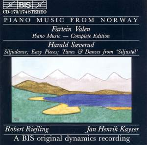 Piano Music from Norway