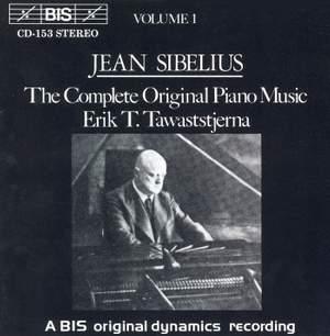 Sibelius - The Complete Original Piano Music, Volume 1