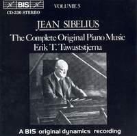 Sibelius - The Complete Original Piano Music, Volume 5
