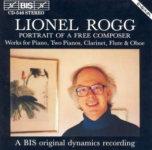 Lionel Rogg - Portrait of a free composer