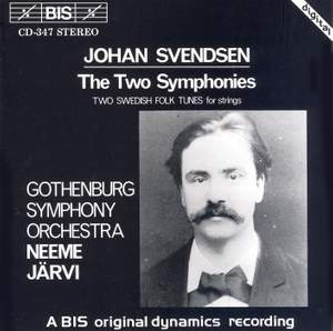 Svendsen - Symphonies Nos. 1 & 2