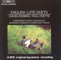 English Lute Duets