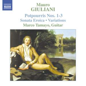 Mauro Giuliani - Guitar Music