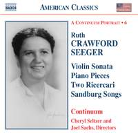 American Classics - Ruth Crawford Seeger