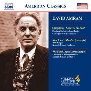 American Classics - David Amram Product Image