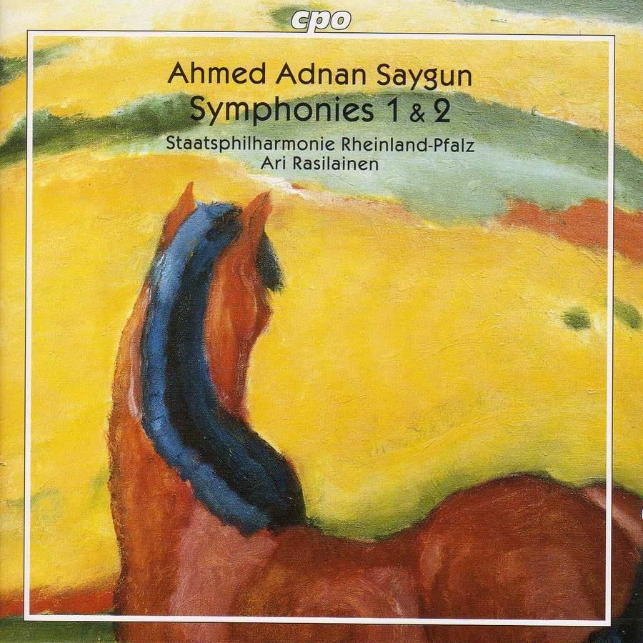 Saygun - Symphonies Nos. 1 & 2 - CPO: 9998192 - download | Presto Classical