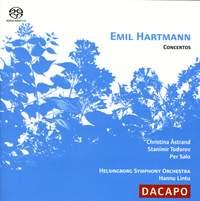 Emil Hartmann - Concertos