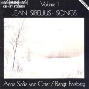 Sibelius - Songs, Volume 1