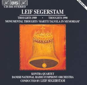 Leif Segerstam: Orchestral Works Product Image