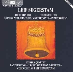 Leif Segerstam: Orchestral Works