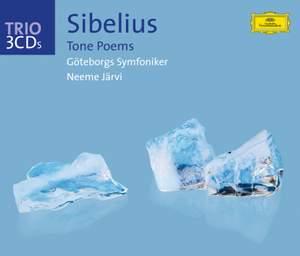 Sibelius - Tone-Poems Product Image