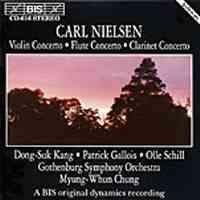 Nielsen - Concertos