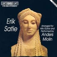 Satie - Music arranged for Alto Guitar