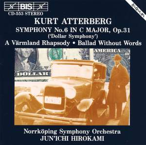Kurt Atterberg: Orchestral Works