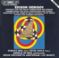 Edison Denisov: Selected Works