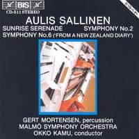 Sallinen: Sunrise Serenade, Op. 63, etc.