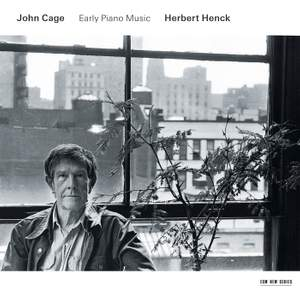 John Cage - Early Piano Music