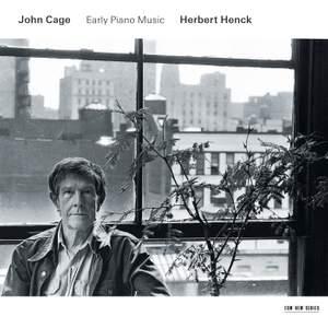 John Cage - Early Piano Music