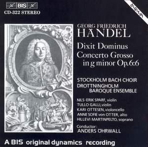 Handel - Dixit Dominus