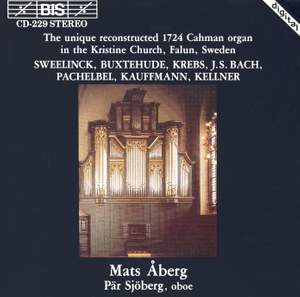 Music for a Cahman Organ Product Image