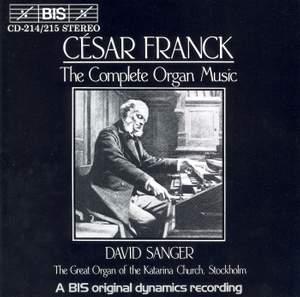 César Franck - Complete Organ Music Product Image