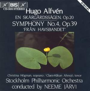 Alfvén: Symphony No. 4 & En skärgårdssägen