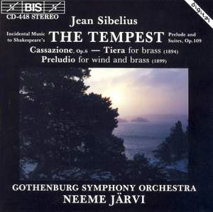 Sibelius - The Tempest
