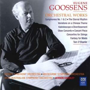 Eugene Goossens - Orchestral Works