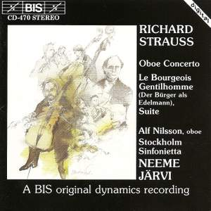 Strauss: Oboe Concerto & Le Bourgeois Gentilhomme