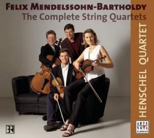 Mendelssohn: String Quartets Nos. 1-6
