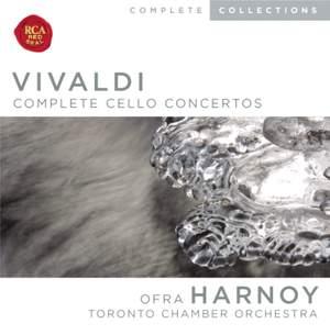 Vivaldi: Complete Cello Concertos, etc.