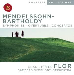 Mendelssohn: Symphonies, Overtures & Concertos