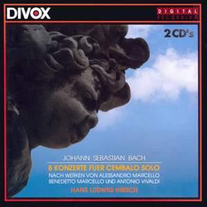 J S Bach - Concertos for Solo Harpsichord