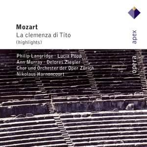 Mozart: La clemenza di Tito, K621 - highlights