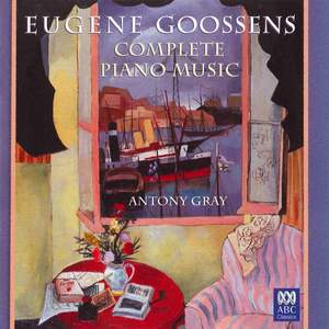 Goossens - Piano Music (complete) Product Image