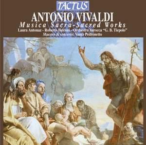 Vivaldi - Sacred Works