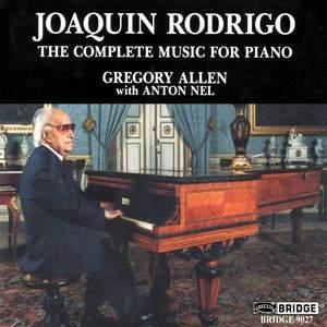 Rodrigo - Complete Piano Music