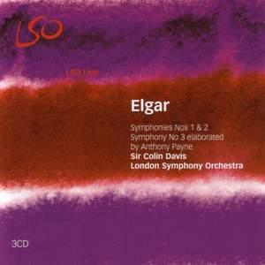 Elgar: Symphonies Nos. 1-3