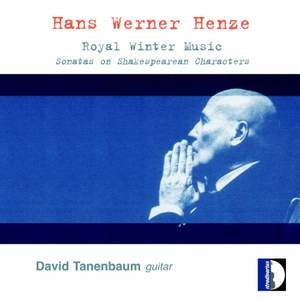 Hans Werner Henze: Royal Winter Music
