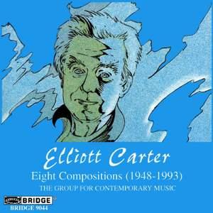 Music of Elliott Carter - Vol 2