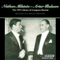 Great Performances from the Library of Congress, Vol. 4