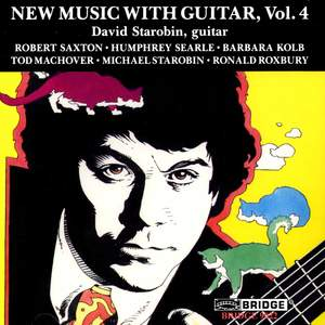 New Music with Guitar Volume 4
