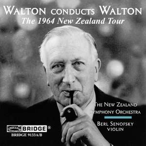 Walton conducts Walton Product Image